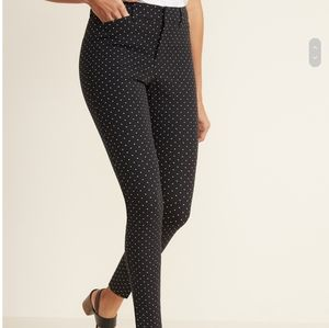 3/$25 Old Navy Polka Dot Pixie pants